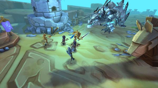 スマホゲーム『ロードモバイル』の感想評価!MMORPGとRPGの両方が楽しめる