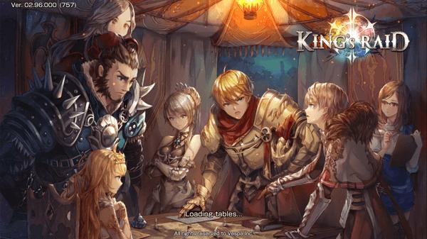 キングスレイドの感想評価。デザイン性と多彩なバトルが特徴なファンタジーRPG